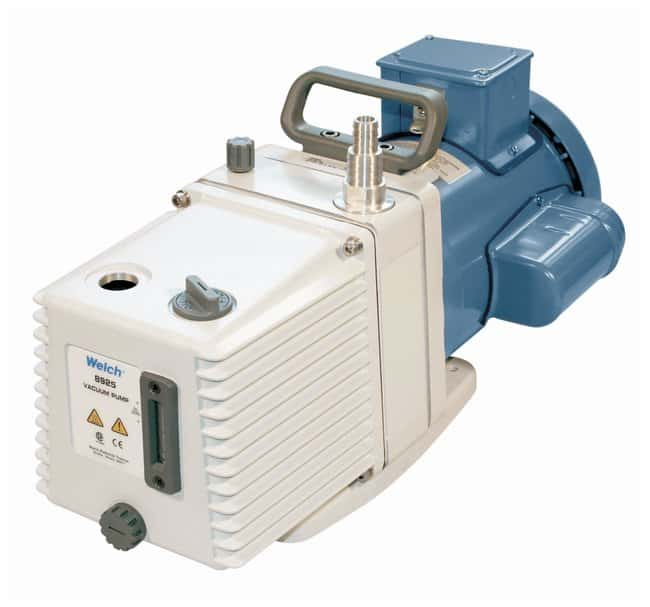Welch Direct-Drive High-Vacuum Pumps: Model 8925 Model 8925; Free air displacement