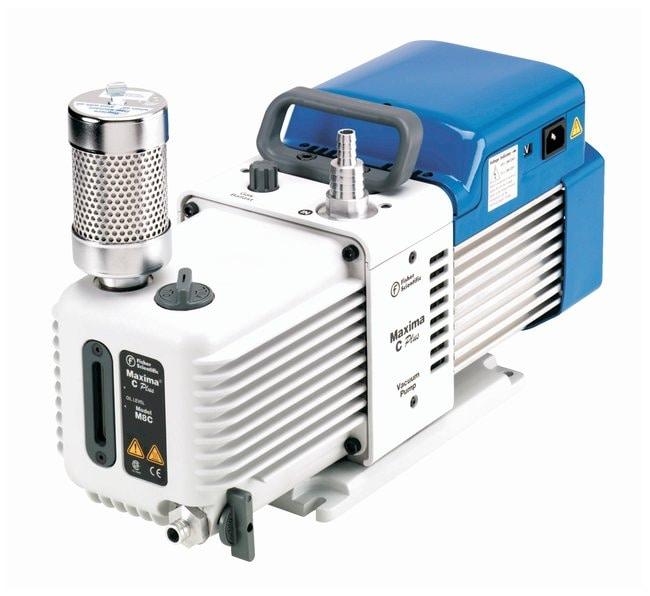 Fisherbrand Maxima C Plus Vacuum Pumps: M2C M4C; Free air displacement: