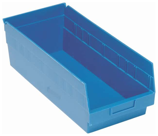 FisherbrandHigh Shelf Bins, 6 in.:Facility Safety and Maintenance:Storage