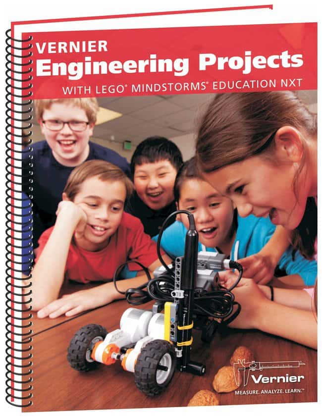 Vernier Engineering Projects  Collection of 12 engineering activities:Teaching