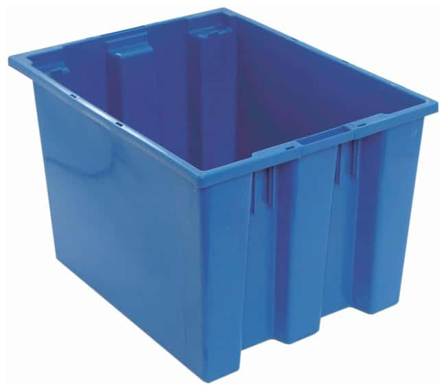 FisherbrandStack and Nest Totes L x W x H: 45.7 x 27.9 x 22.8cm (18 x 11