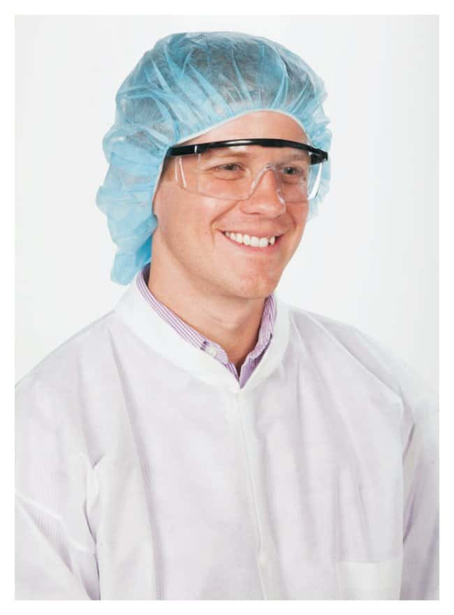Fisherbrand™Disposable Polypropylene Bouffant Cap: Safety Apparel, Gloves, and Glasses Food and Beverage Testing