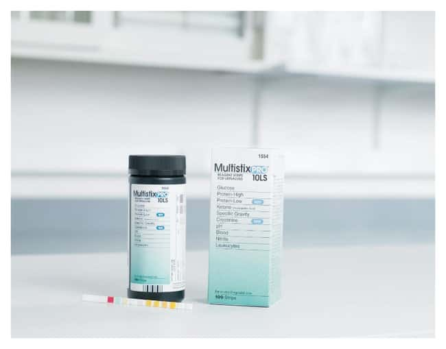Siemens Healthineers Multistix PRO Reagent Strips :Diagnostic Tests and