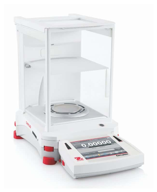 OHAUS Explorer Semi-Micro Balances  Model: EX225D/AD; Capacity: 120g/220g;