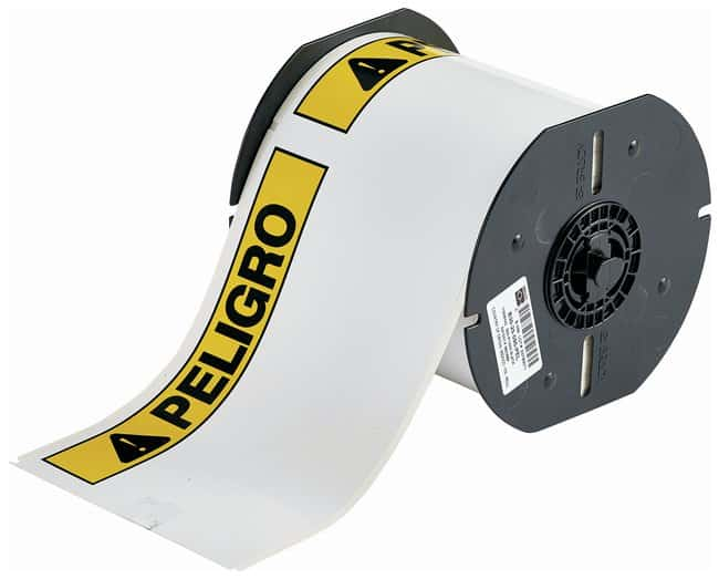 BradyB30 Series Pre-Printed Sign Header Labels:Facility Safety and Maintenance:Labels