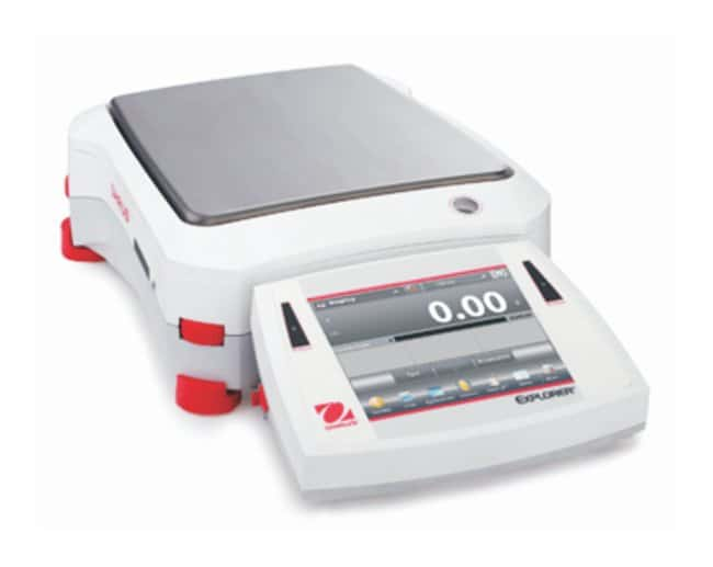 OHAUS Explorer Series Precision Balances  Model: EX6201; 6200g x 0.1g;