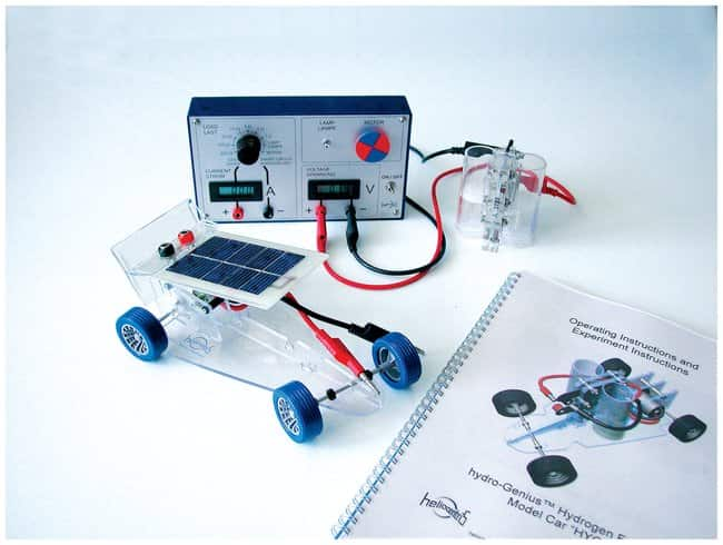 Dr. FuelCell Model Cars :Teaching Supplies:Environmental Science