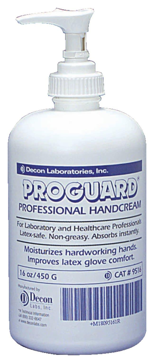 Proguard Professional Handcream 16 oz. Pump:Personal Hygiene Products