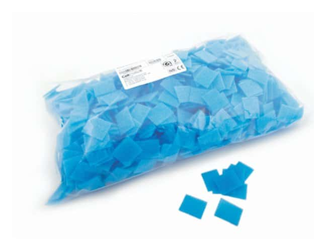 Cellpath BioPad Biopsy Foam Pads Color: Blue:Histology and Cytology