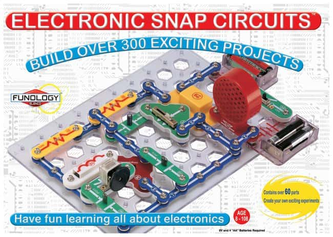 snap circuits sets electronic snap circuit teaching supplies rh fishersci com electronic snap circuits 300 electronic snap circuits app