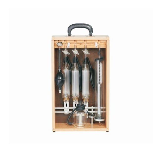 Burrell Scientific Allied Model Flue Gas Analyzer Allied Model Flue Gas