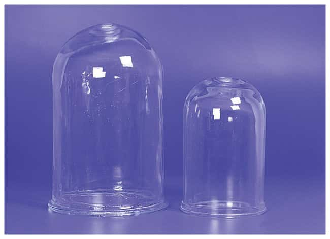 Open-Top Bell Jars :Beakers, Bottles, Cylinders and Glassware:Bottles,