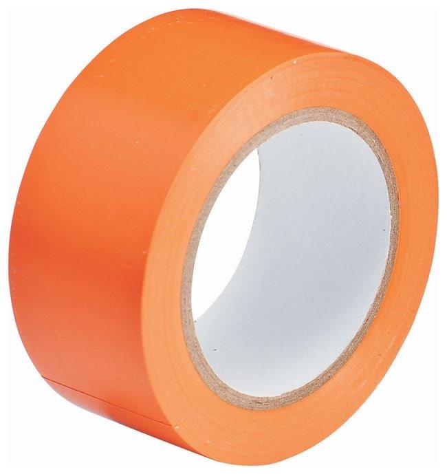 Brady Vinyl Aisle Marking Tapes Color: Orange; Size: 5.08cm x 33m (2 in.