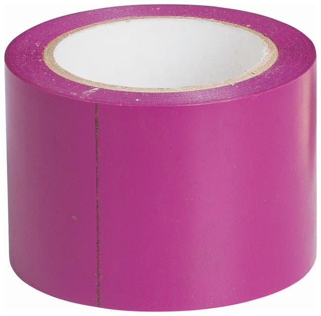 Brady Vinyl Aisle Marking Tapes Color: Purple; Size: 7.62cm x 33m (3 in.