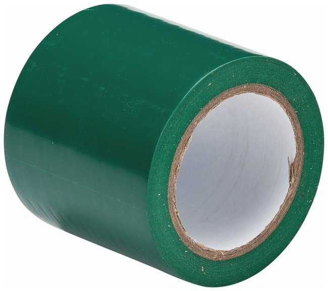 Brady Vinyl Aisle Marking Tapes Color: Green; Size: 10.1cm x 33m (4 in.