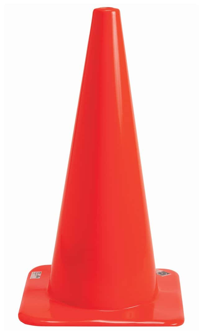 Brady Traffic Cones H: 71.1cm (28 in.):Gloves, Glasses and Safety