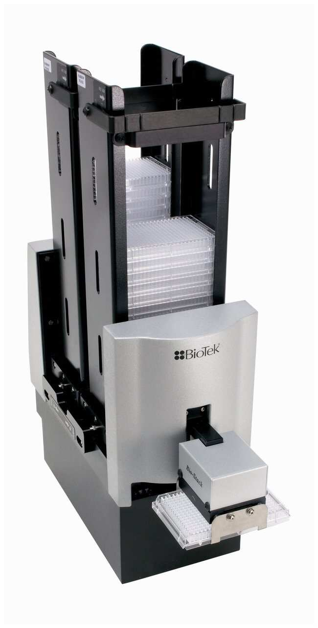 BioTek BioStack Automated Microplate Stackers  Holds 30 or 50 plates; Rotational