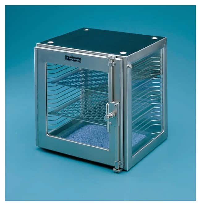 Fisherbrand Stainless-Steel Desiccator Cabinets Large; 22.25L x 16.5W