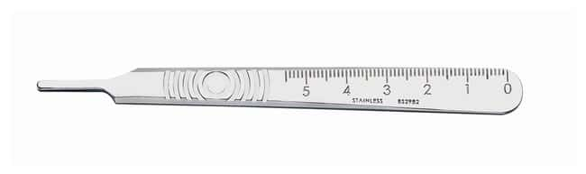Cincinnati Surgical Stainless Steel Fitment Handle, Size 3 Fitment Handle,