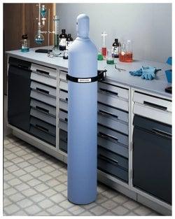 Wall Bracket Gas Cylinder Hold