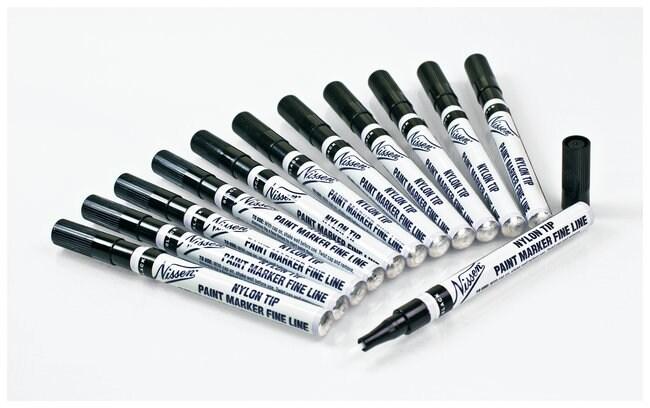 Bel-Art™SP Scienceware™ Manomark™ Pens Pens, Black Bel-Art™SP Scienceware™ Manomark™ Pens