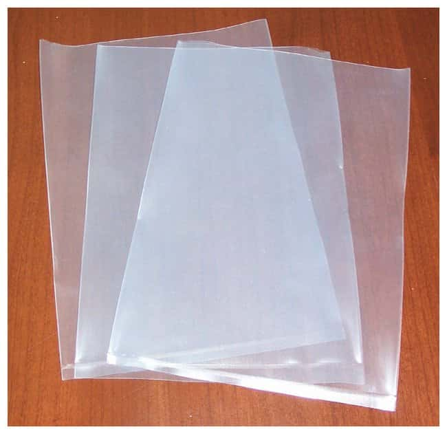 KNF FLEXPAK Clear Polyethylene Cleanroom Bags:Gloves, Glasses and Safety:Controlled