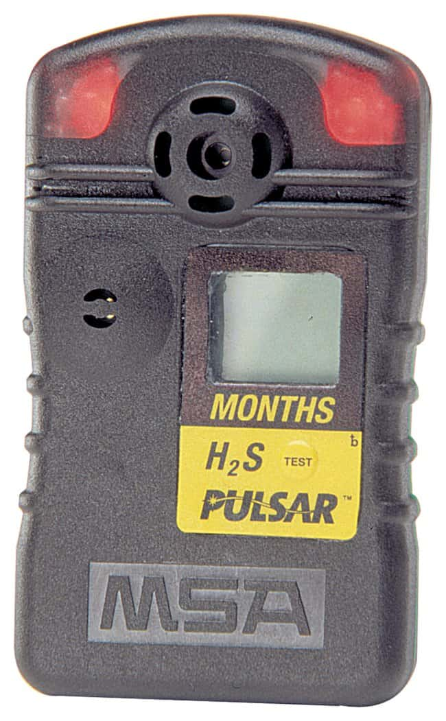 MSA Pulsar Single-Gas Detector:Gloves, Glasses and Safety:Chemical Monitoring