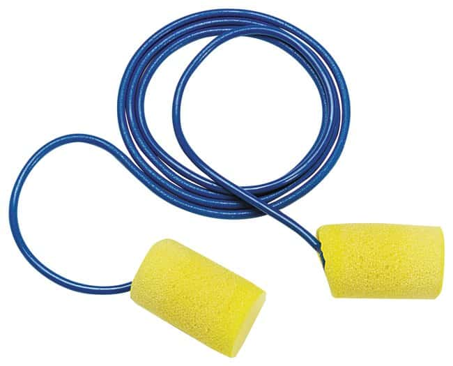 3M EAR Classic Ear Plugs Classic; Cylindrical:Gloves, Glasses and Safety
