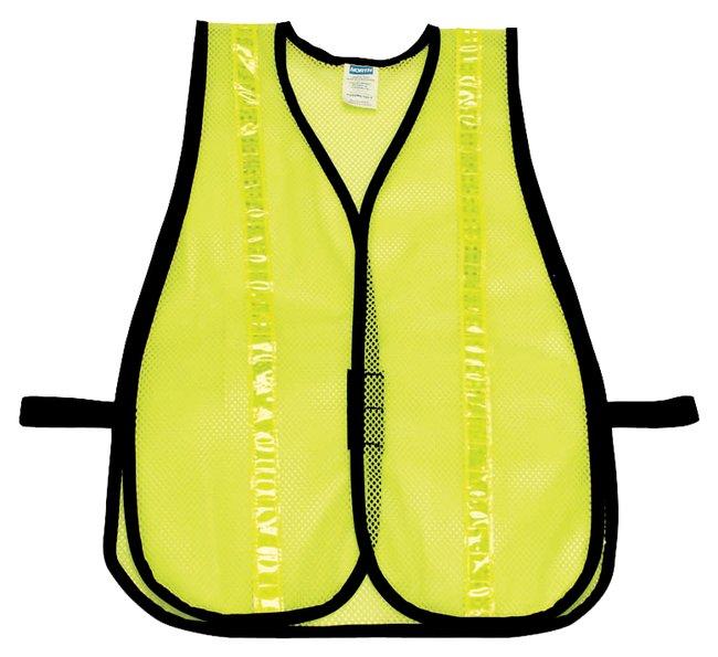 Honeywell Hi-Viz Omni Brite Vest:Gloves, Glasses and Safety:Lab Coats,