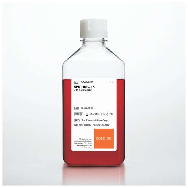 Corning™ RPMI 1640 Medium (Mod.) 1X with L-Glutamine