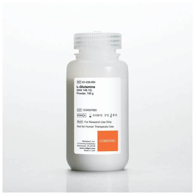 Corning™L-glutamine Powder L-glutamine Powder 100g Corning™L-glutamine Powder