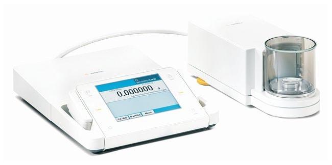 Sartorius Cubis Ultra Micro Balances, 2.7S Weighing Mode with DM Draft