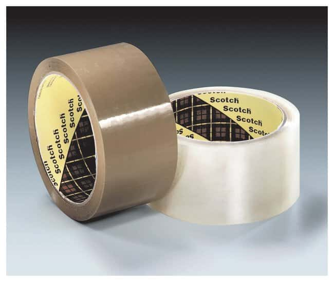 3M Scotch Box Sealing Tape 371 Tan; 48mm x 100m:Gloves, Glasses and Safety