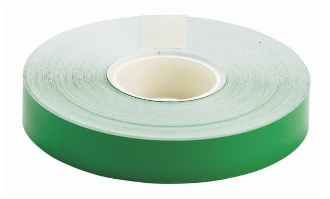 Brady Border Marking Tapes Color: Green; L x W: 15.2m x 12.7mm (50 ft.