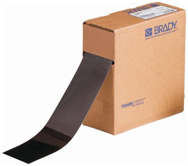 Brady ToughStripe Solid Colored  Tapes Color: Brown:Racks, Boxes, Labeling