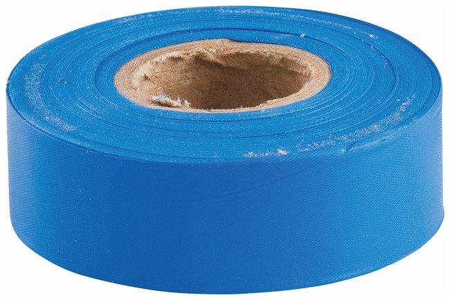 Brady Flagging Tapes Color: Blue; L x W: 91.4m x 3cm (300 ft. x 1.187 in.):Racks,