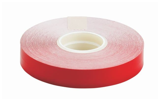 Brady Border Marking Tapes Color: Red; L x W: 15.2m x 12.7mm (50 ft. x