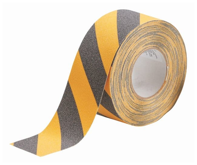 Brady Striped Anti-Skid Tapes L x W: 18.2m x 7.62cm (60 ft. x 3 in.):Racks,