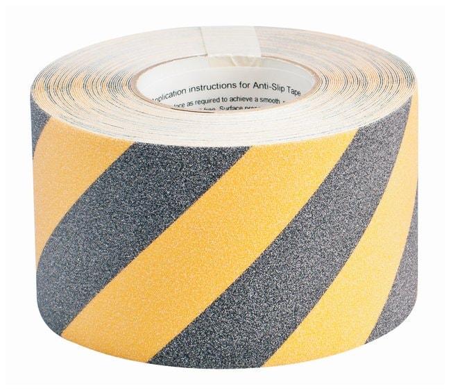 Brady Striped Anti-Skid Tapes L x W: 18.2m x 10.16cm (60 ft. x 4 in.):Racks,