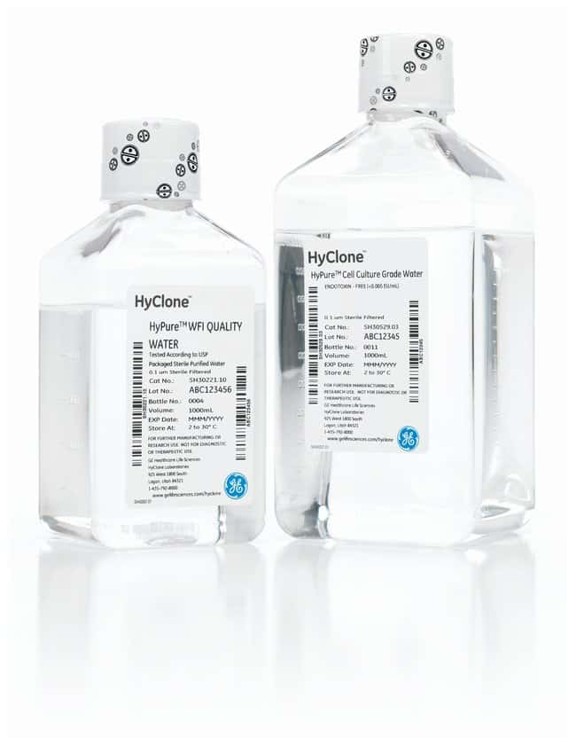 Cytiva (Formerly GE Healthcare Life Sciences) HyClone™ Water, Molecular Biology Grade