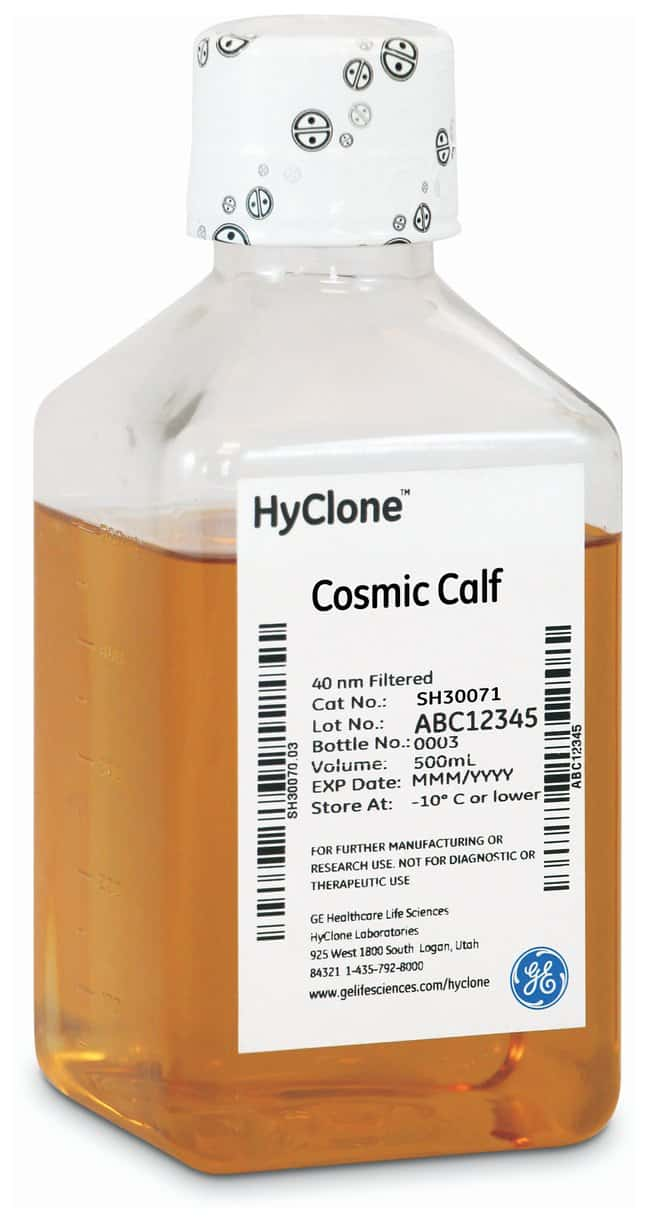 Cytiva (Formerly GE Healthcare Life Sciences) HyClone Cosmic Calf Serum