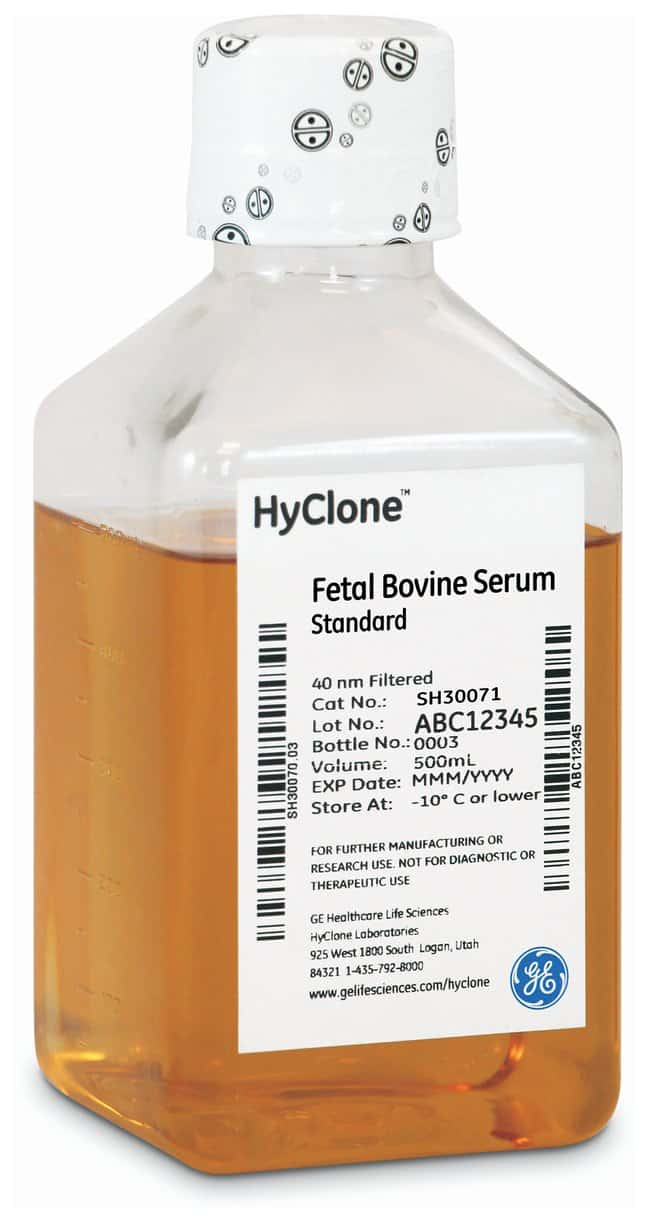 Cytiva (Formerly GE Healthcare Life Sciences) HyClone Fetal Bovine Serum