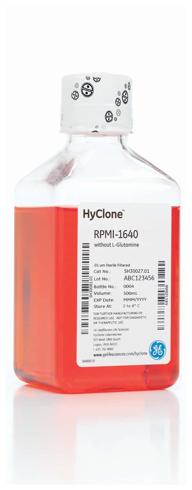 Cytiva (Formerly GE Healthcare Life Sciences) HyClone™ RPMI 1640 Media