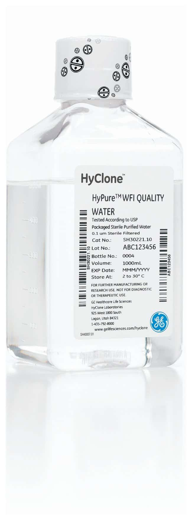 HyClone™ Water, Cell Culture Grade (Endotoxin-Free) 500mL; Cell Culture Grade Water HyClone™ Water, Cell Culture Grade (Endotoxin-Free)