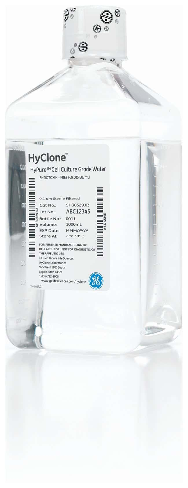 HyClone™ Water, Cell Culture Grade (Endotoxin-Free) 1000mL; Cell Culture Grade Water HyClone™ Water, Cell Culture Grade (Endotoxin-Free)