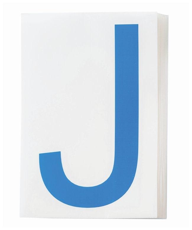 Brady ToughStripe Die-Cut Floor Marking Letter J:Racks, Boxes, Labeling