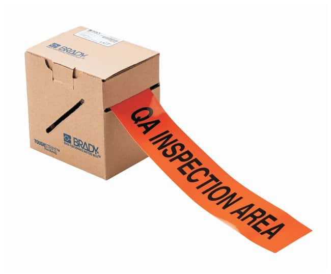 Brady Toughstripe Stock Legends:Racks, Boxes, Labeling and Tape:Tapes and