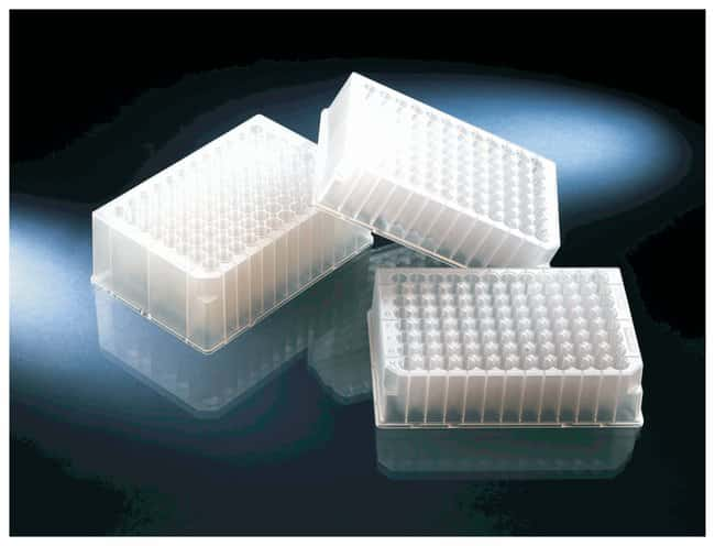 Fisherbrand 96-Well DeepWell Polypropylene Microplates, Non-Sterile :Dishes,