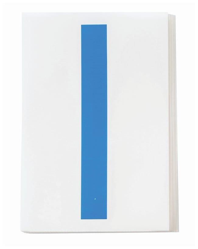 Brady ToughStripe Die-Cut Floor Marking Letter I Color: Blue:Racks, Boxes,