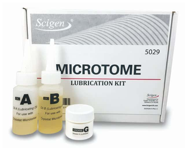 Scigen Microtome Lubrication Kit Microtome Lubrication Kit:Histology and
